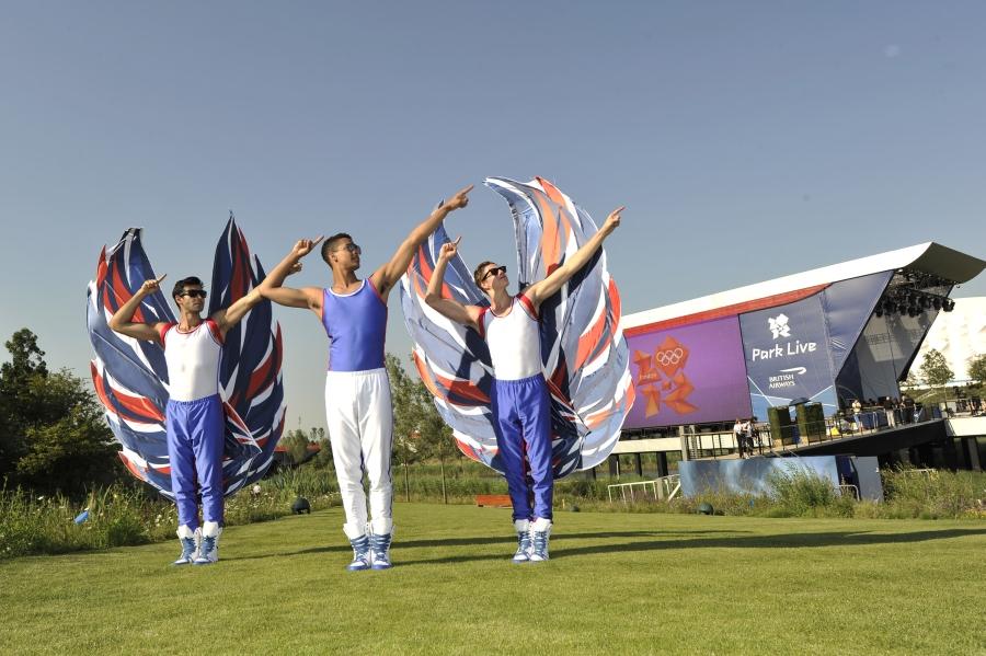 2012 Olympics British Airways