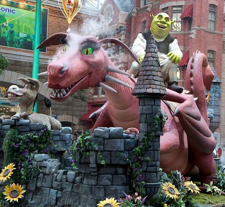 "Universal Studios Singapore ""Shrek"""