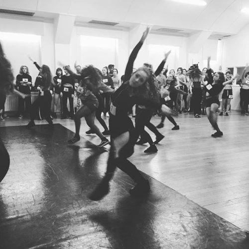 The Best Way to Learn Choreography in an Audition