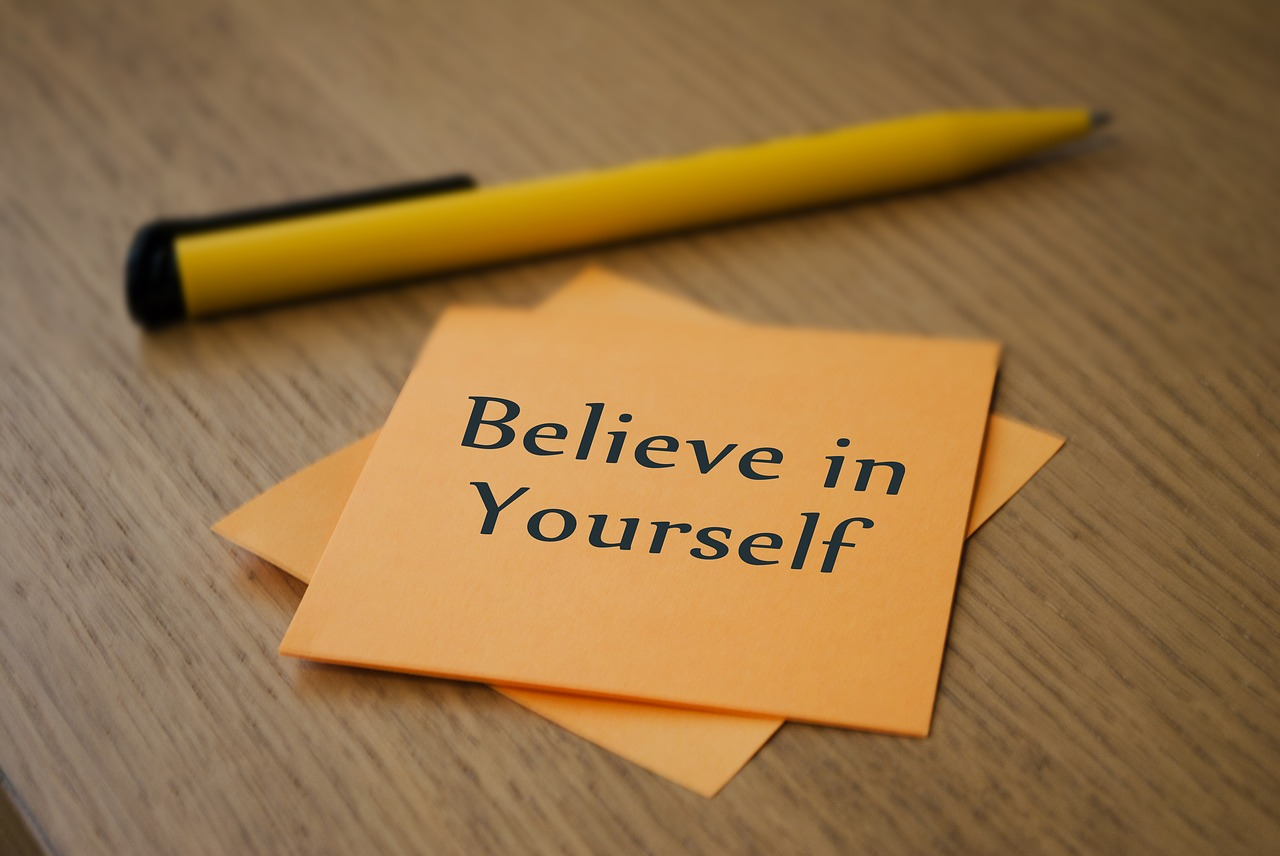Believing in Themselves