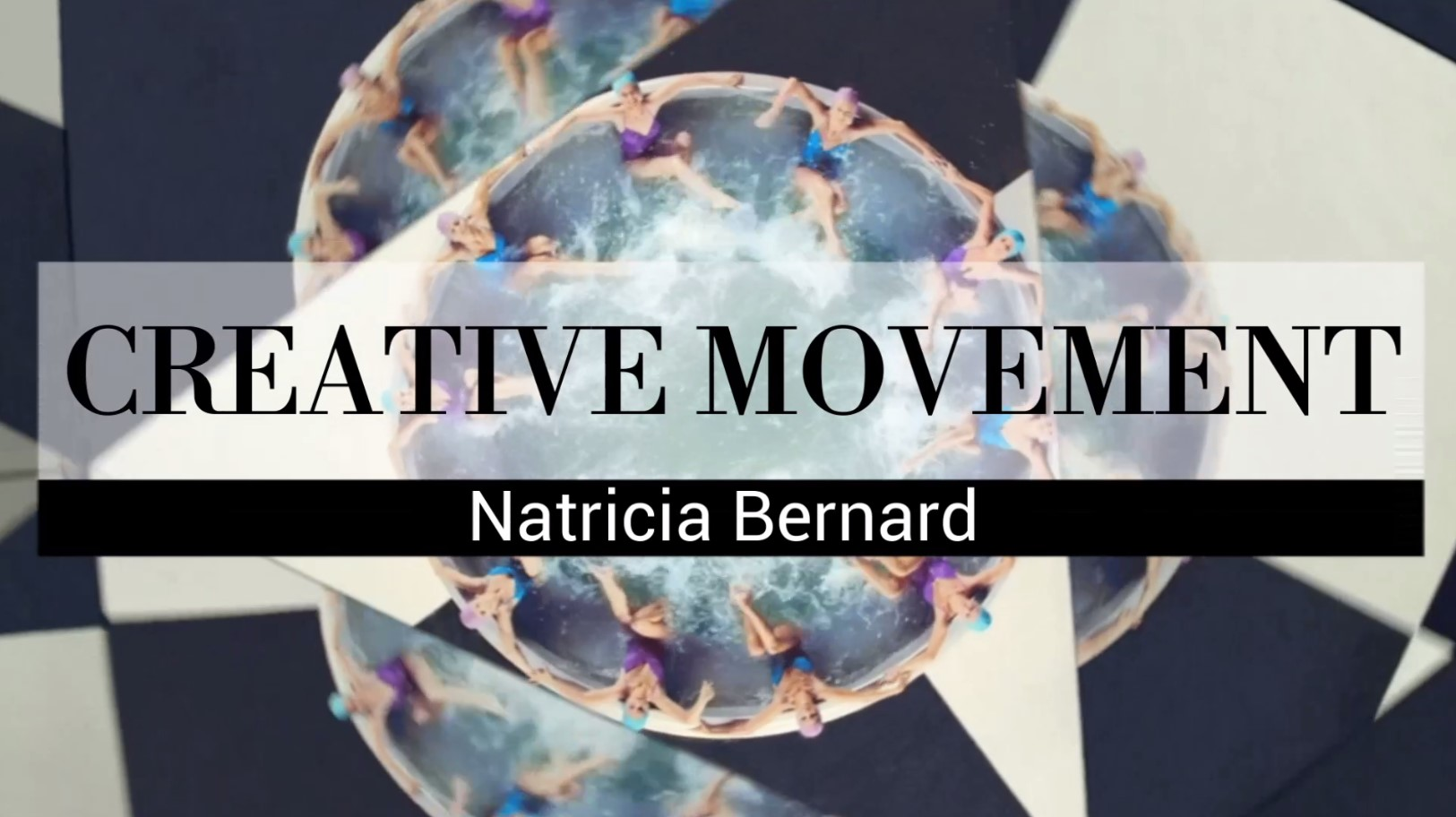 Choreographer Natricia Bernard Creative Movement Showreel