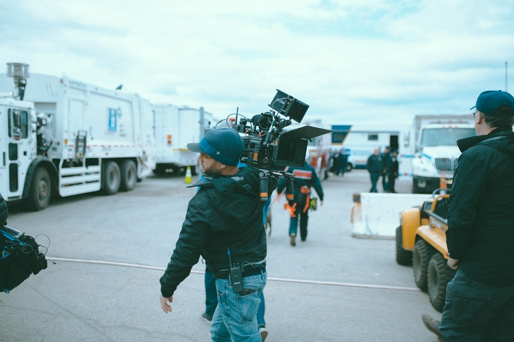 Film Crew and Behind the Scenes Guide