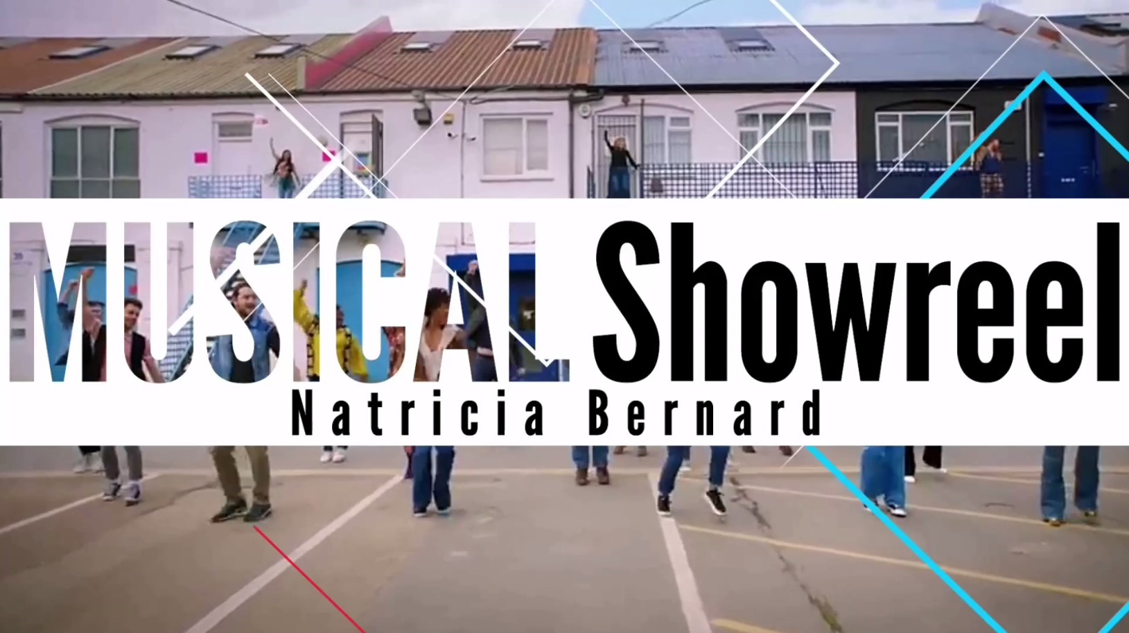 Natricia Bernard Musical Showreel